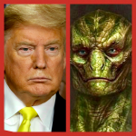 President Trump to assume Lizard-like form if he wins second term