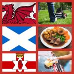 Welsh, Scots and Northern Irish planning perfectly normal, uneventful Sunday