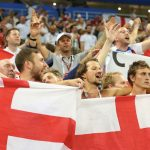 """""""Just give us the trophy now"""", say measured, unemotional England fans"""